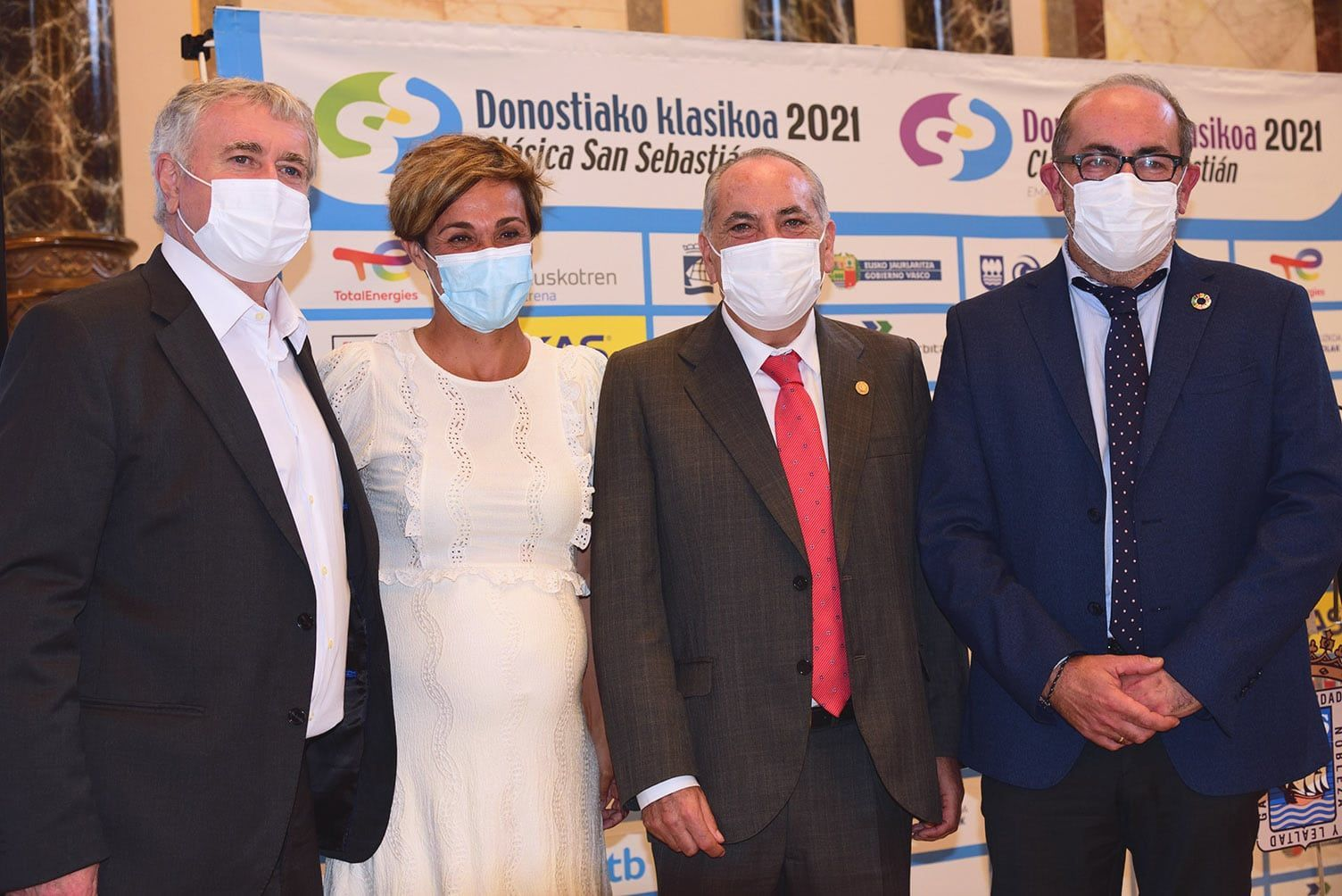 Euskotren se convierte en Patrocinador de la Clásica San Sebastián
